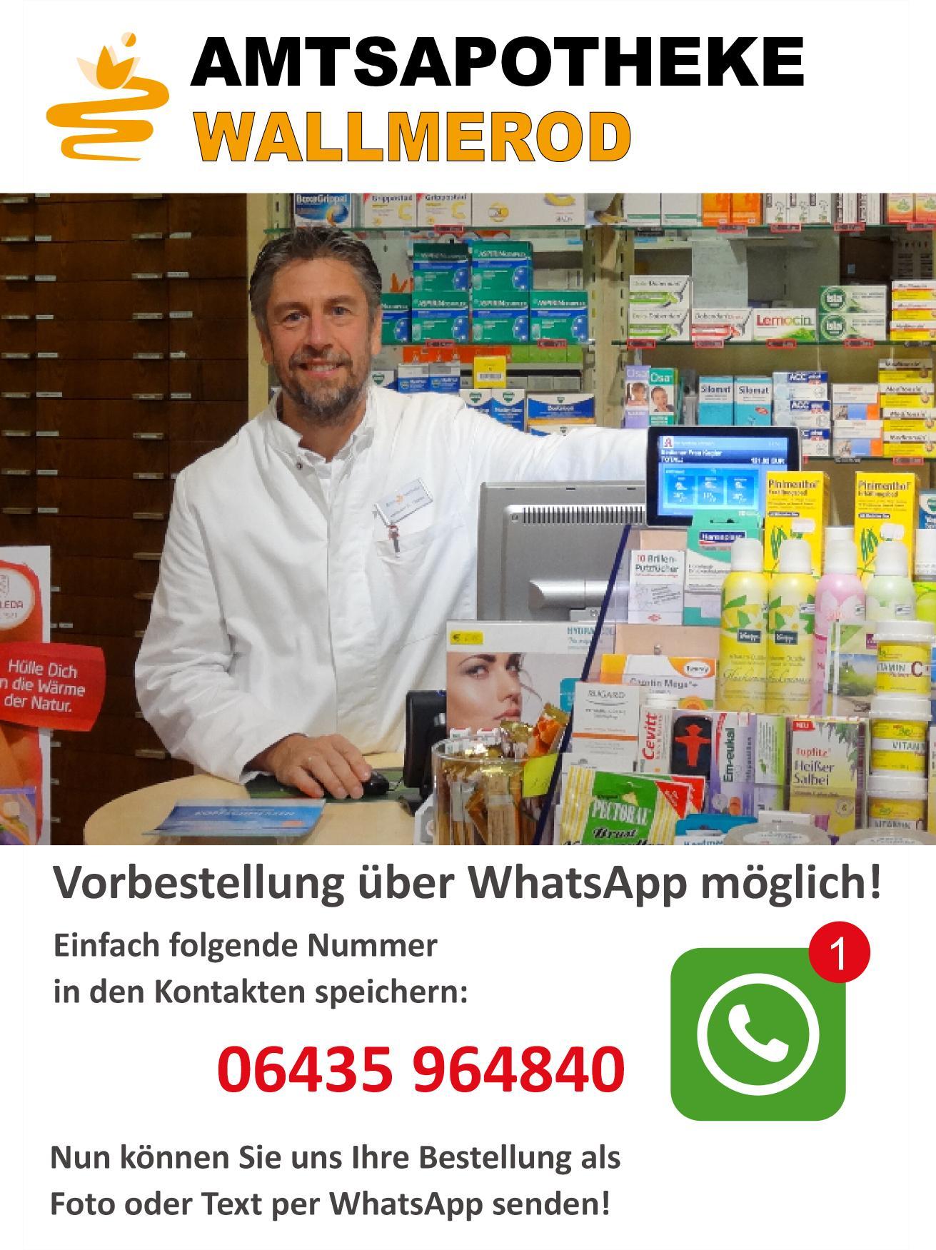 Amt Apotheke Whats App