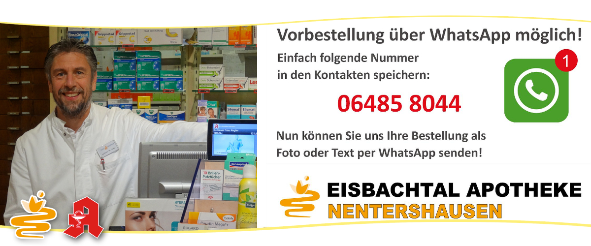 whatsapp eisbachtal-apotheke