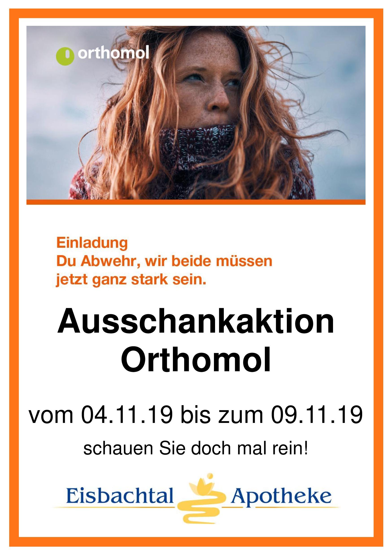Orthomol Eisbachtal Apotheke