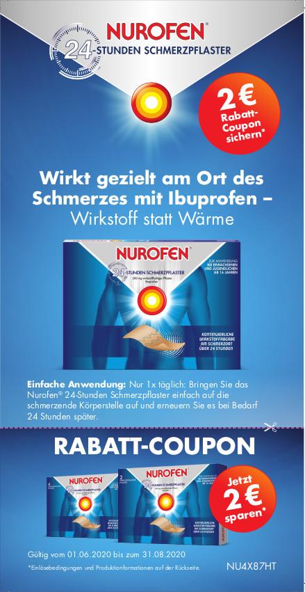 Nurofen-Aktion Eisbachtal Apotheke