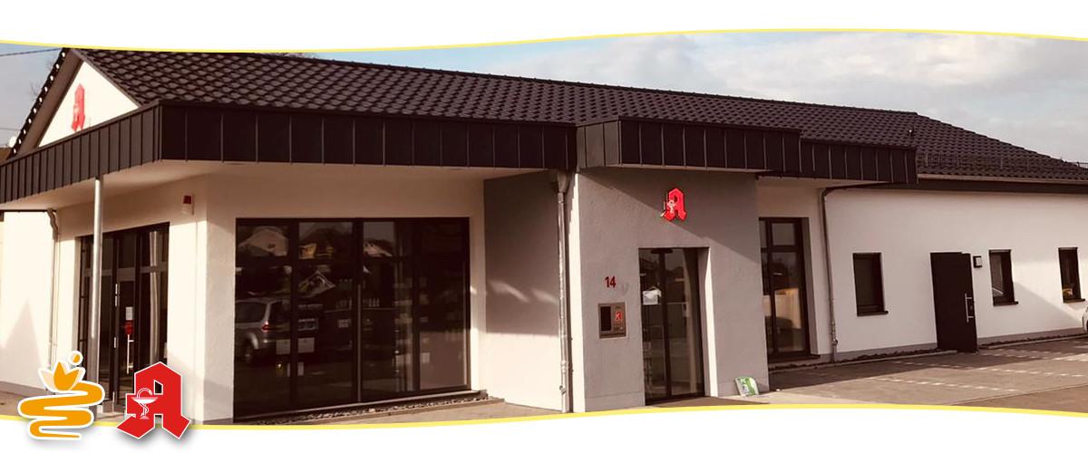 1. Neubau Eisbachtal Apotheke