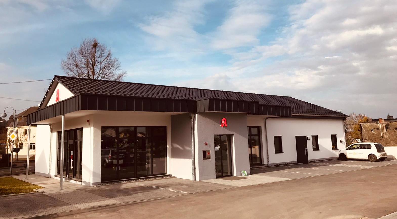 Eisbachtal Apotheke Nentershausen Neubau
